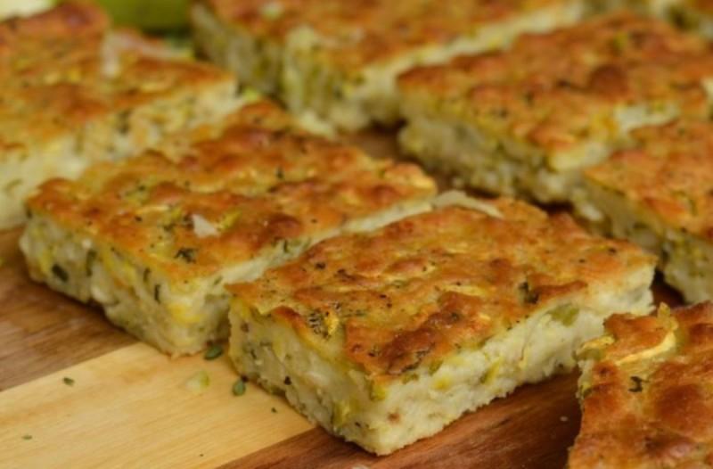 Μπατζίνα ή αλλιώς... τυρόπιτα: Η πιο νόστιμη συνταγή!
