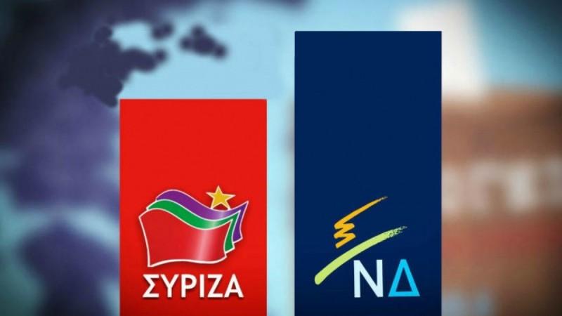 Δημοσκόπηση: Συνεχίζει να κρατάει την πρωτιά η Νέα Δημοκρατία - Αρκετά πίσω της ο ΣΥΡΙΖΑ