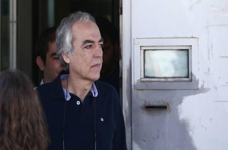 Δημήτρης Κουφοντίνας: Πίσω στο νοσοκομείο με ισχυρή αστυνομική συνοδεία