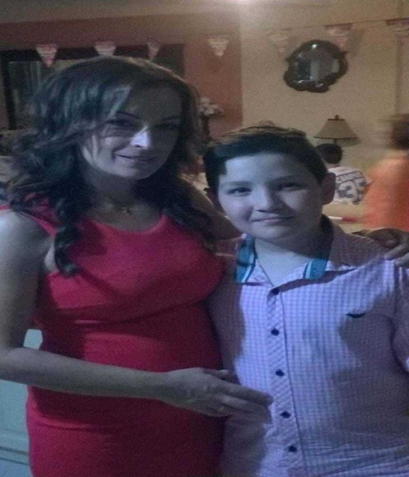 Ο μικρός Αλέξανδρος με την μαμά του πριν πεθάνει από καρκίνο