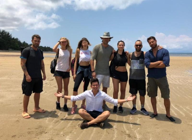 Παίκτες Survivor στο Nomads
