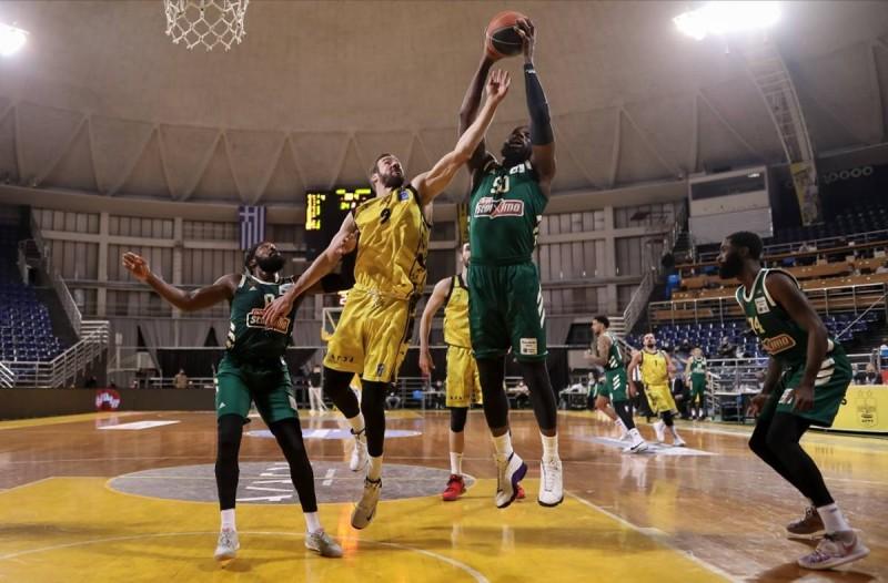 Basket League: «Σεφτές» Κάτας με άνετη νίκη του Παναθηναϊκού