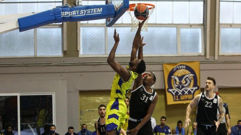 Basket League: Έβαλε
