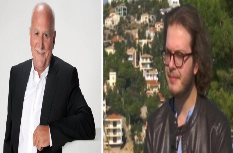 Ευχάριστα νέα για τον Γιώργο Παπαδάκη: Ο γιος του κυκλοφόρησε το πρώτο του τραγούδι (Video)