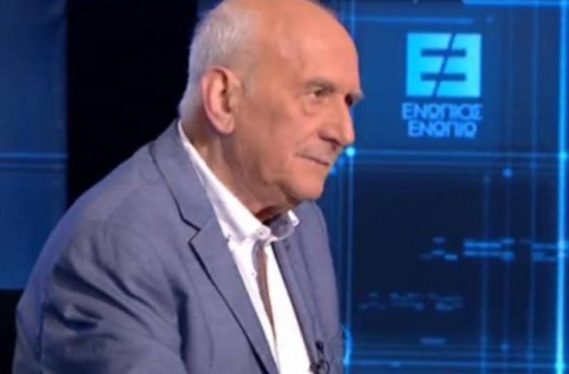 Ξανά πατέρας ο Γιώργος Παπαδάκης - Συγκίνηση για τον παρουσιαστή