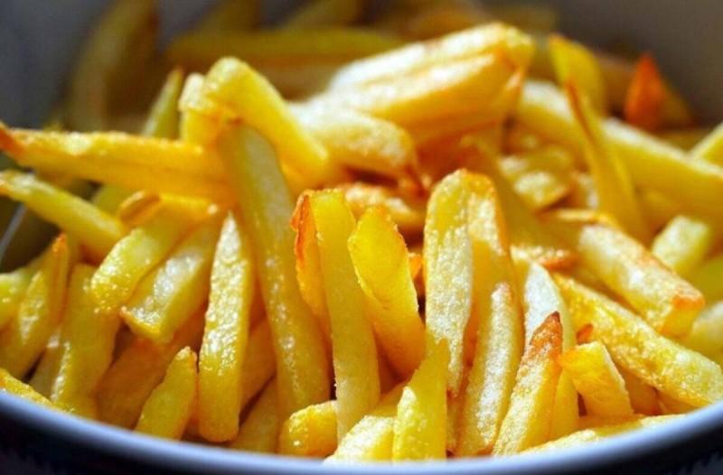 Συνταγή για τηγανιτές πατάτες χωρίς λάδι