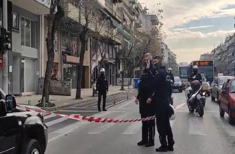 Θεσσαλονίκη: Πυροβολισμοί στην περιοχή του Ιπποκρατείου - Δύο τραυματίες (Video)