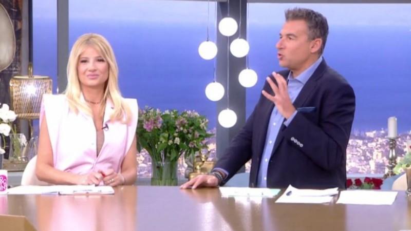 Πρωινό - τηλεθέαση: Η επιστροφή του Λιάγκα έφερε... χαμόγελα στον ΑΝΤ1