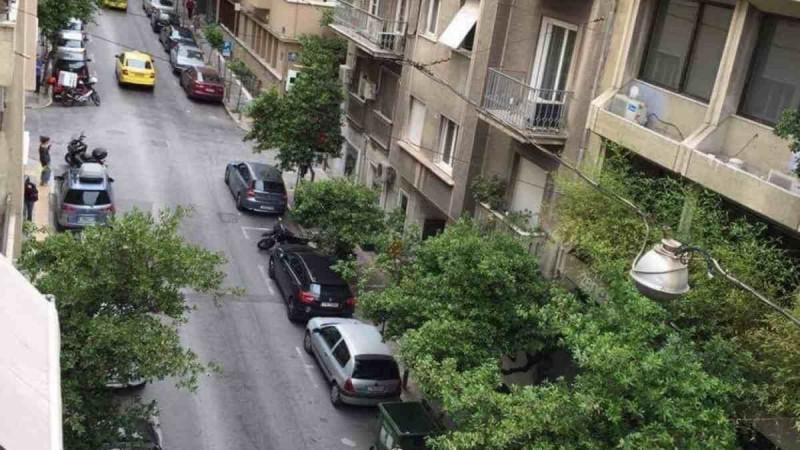 Συναγερμός στο κέντρο της Αθήνας: Κλειστή λόγω ύποπτου αντικειμένου η Σκουφά