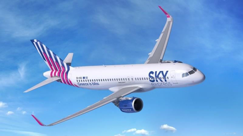 Προσφορά SkyExpress: Νέες πτήσεις από 25€