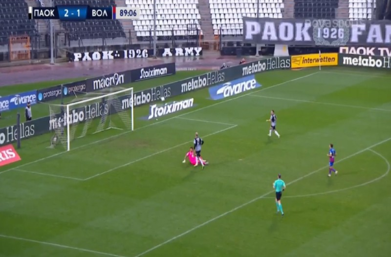 Super League: Τριάρα με ανατροπή ο ΠΑΟΚ (Video)