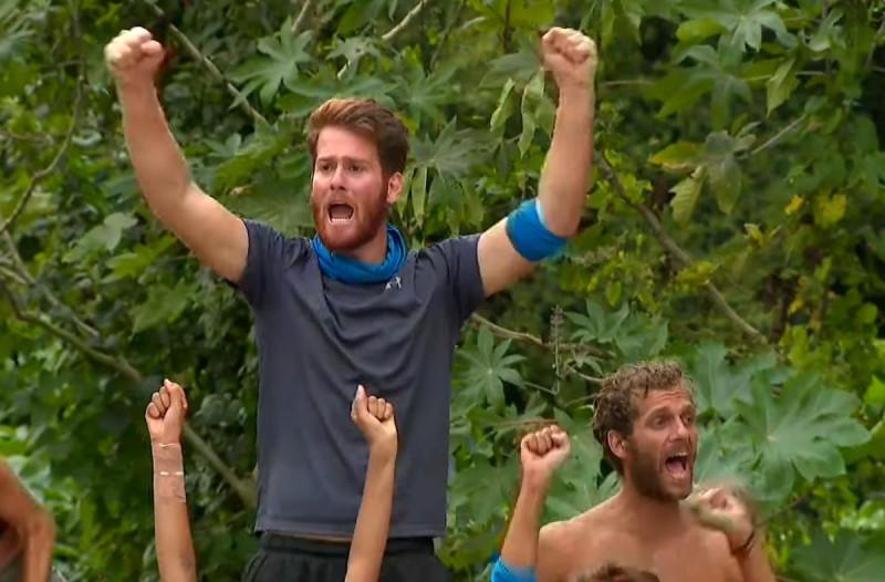 Survivor spoiler Τζέιμς Κρις