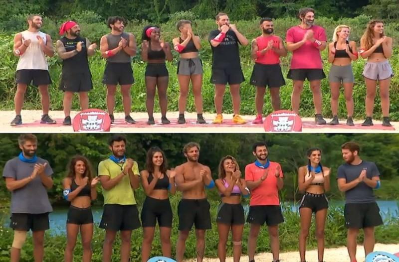 Survivor spoiler 19/01: Ποια ομάδα κερδίζει τον δεύτερο αγώνα ασυλίας;