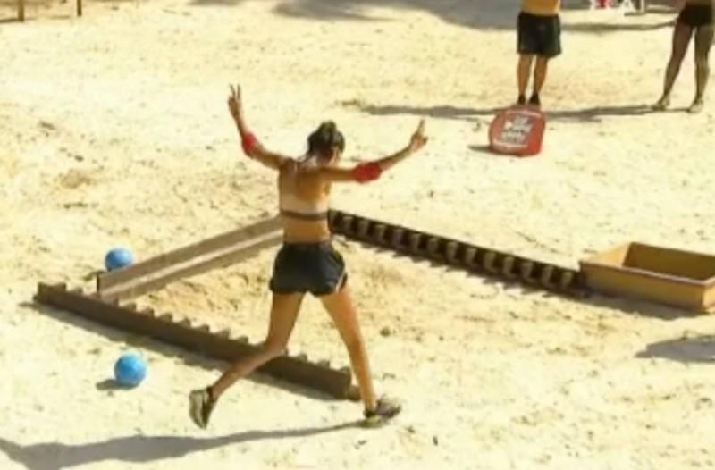 Ιστορική στιγμή στο Survivor 4: Η Άννα Μαρία Βέλλη πήρε τις πρώτες της νίκες!