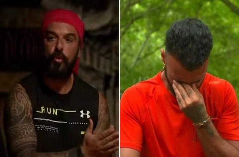 Survivor spoiler: