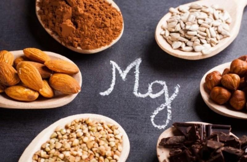 τροφές με Μαγνήσιο