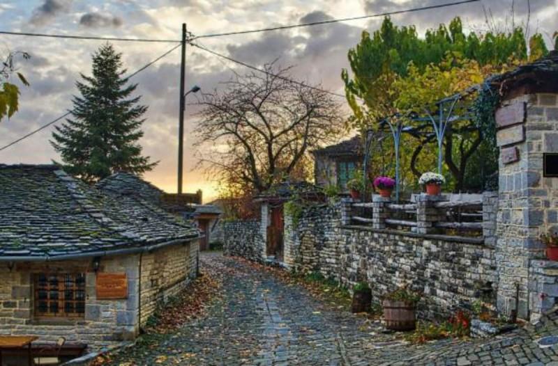 Η φωτογραφία της ημέρας: Τσεπέλοβο, το στολίδι της Τύμφης