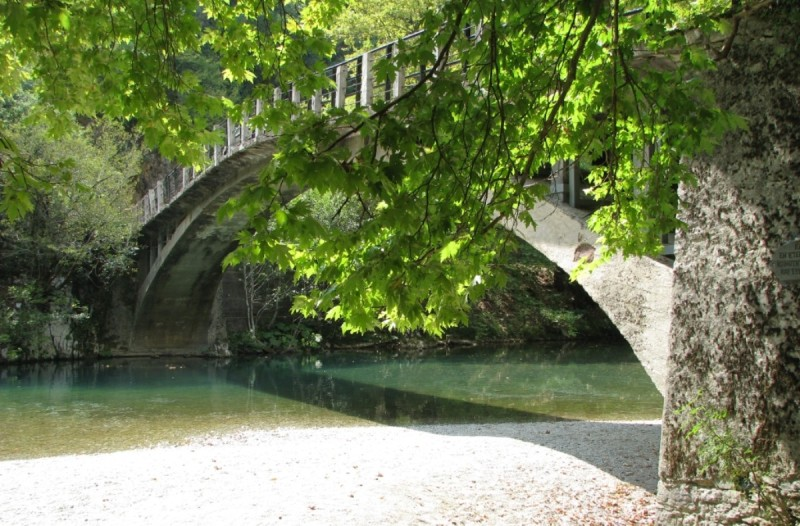 Η φωτογραφία της ημέρας: Βοϊδομάτης, το καθαρότερο ποτάμι της Ευρώπης!