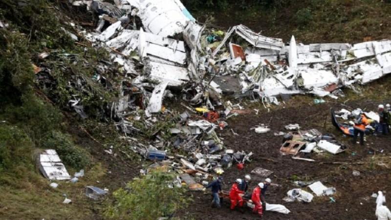 Τραγωδία στη Βραζιλία: Συνετρίβη αεροπλάνο με ποδοσφαιρική ομάδα - Σκοτώθηκαν πρόεδρος και 4 ποδοσφαιριστές  (photo)