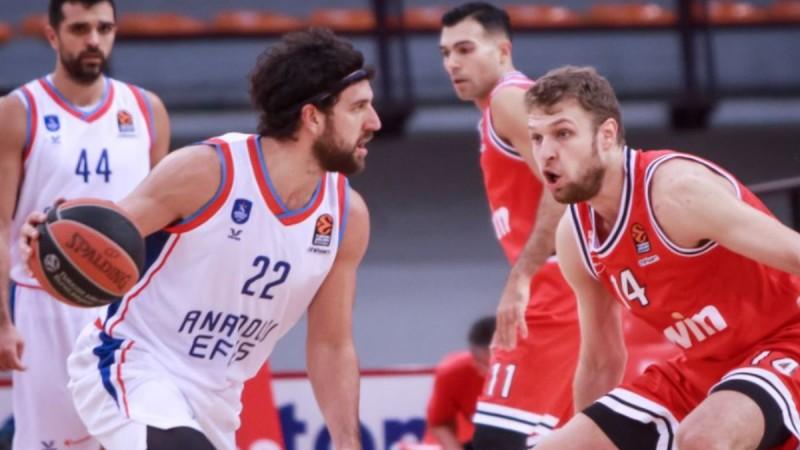 Euroleague: Ψάχνοντας την ελπίδα για το θαύμα της πρόκρισης στην Πόλη ο Ολυμπιακός