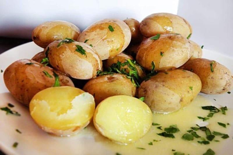 Δίαιτα με πατάτα και γιαούρτι