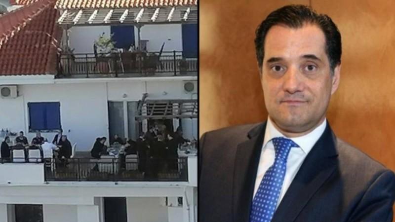 Άδωνις Γεωργιάδης για Ικαρία: «Δεν υπήρχε παραβίαση των μέτρων, ανέβηκε για 10 λεπτά»