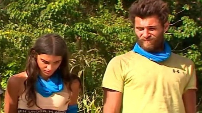 Survivor 4: Η τρυφερή κίνηση της Άννας Μαρίας στον Νίκο Μπάρτζη