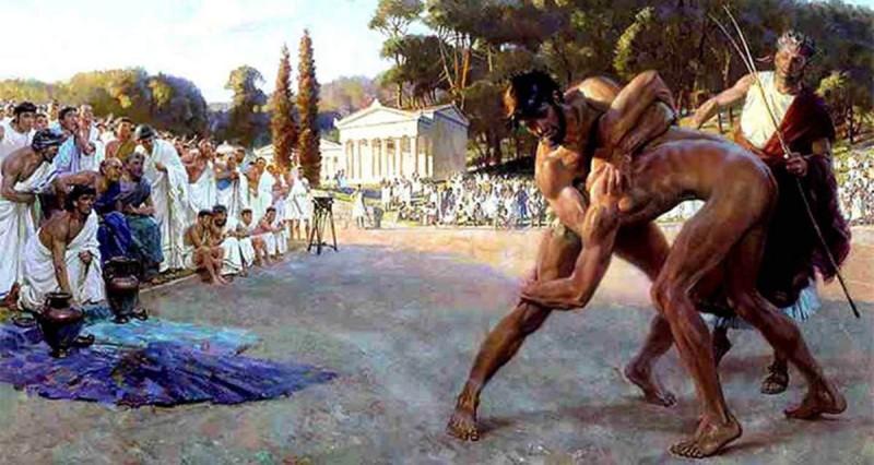 Συμβουλές από τους αρχαίους Έλληνες για να είσαι fit