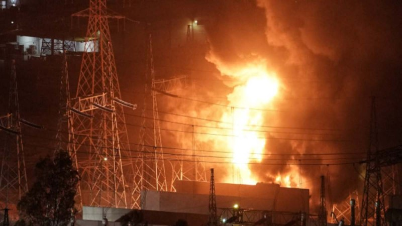 Έκρηξη στον Ασπρόπυργο: Βραχυκύκλωμα η αιτία