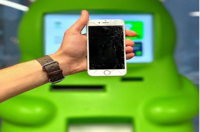 ΑΤΜ ανακύκλωσης κινητών