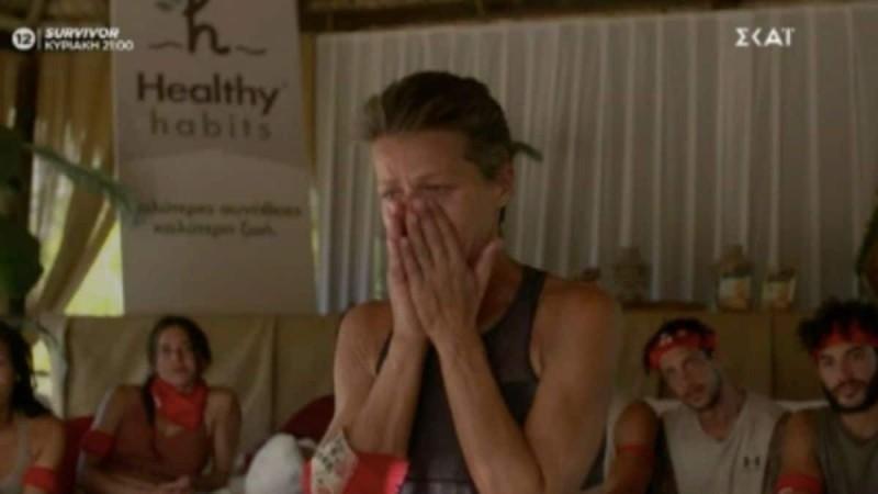 Survivor 4: Tα κλάματα στο έπαθλο επικοινωνίας και η αποχώρηση της Σαλαγκούδη - Δείτε τα highlights