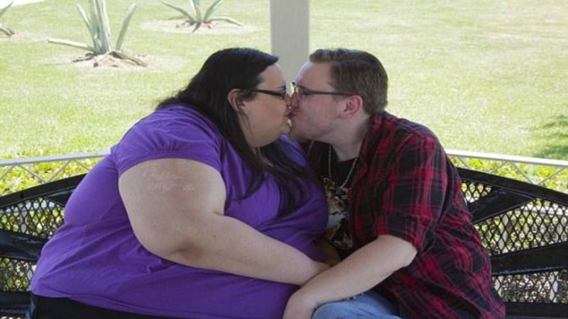 Έμεινε έγκυος παχύσαρκη γυναίκα
