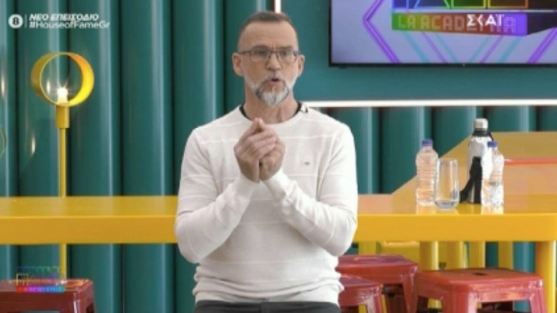 House of Fame: Έξαλλος ο Πάνος Μεταξόπουλος - «Ταύρος» στο σπίτι εναντίον των παικτών