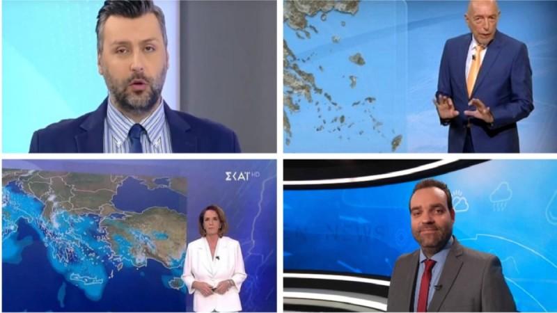 Κακοκαιρία «Μήδεια»: «Έρχεται η ώρα της Αττικής» - Έκτακτες προειδοποιήσεις από Καλλιάνο, Μαρουσάκη, Αρνιακό και Σούζη! (Video)