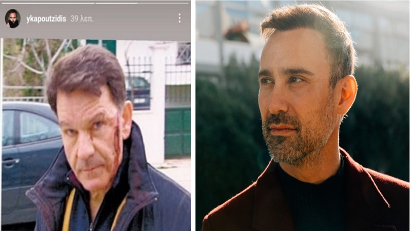 Γιώργος Καπουτζίδης: Η φωτογραφία με τον τραυματισμένο Κούγια και το αιχμηρό μήνυμα