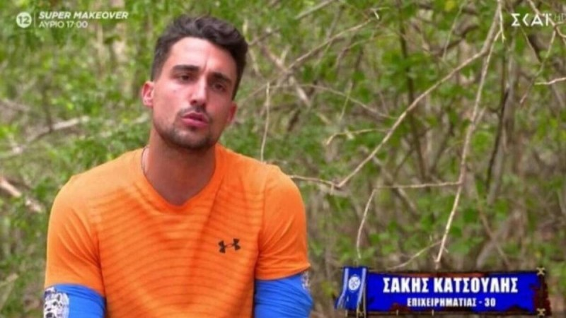 Survivor 4: Μέσα στη χλιδή ο Σάκης Κατσούλης - Τι είναι αυτό που κατέχει και ανεβάζει την αξία του