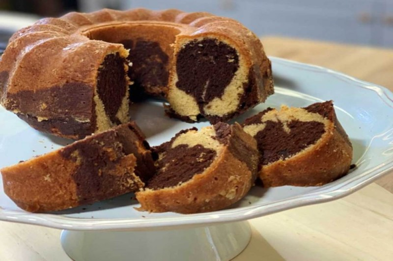 Συνταγή για κέικ σοκολάτας της μανούλας
