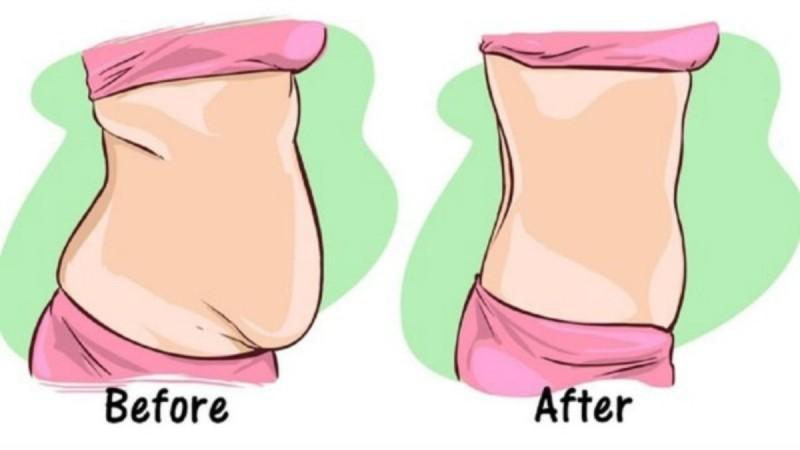 Σπιτική συνταγή για να χάσετε το λίπος της κοιλιάς σε δύο εβδομάδες