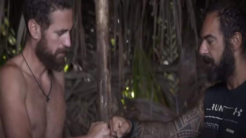 Survivor trailer 24/02: Η κωλοτούμπα του αιώνα από τον Κώστα - Τα βρίσκει με τον Ντάφυ για να μην τον