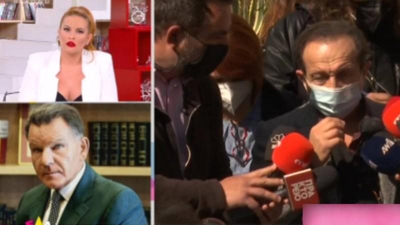 Αλέξης Κούγιας: «Ο Σπύρος Μπιμπίλας φθονεί τον Λιγνάδη επειδή δεν έχει τη διαδρομή του»