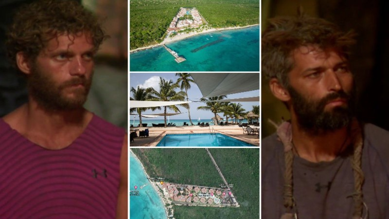 Survivor spoiler: Αυτό είναι το ξενοδοχείο που πήγαν να κλέψουν Κρις και Αλέξης - Μια όαση μέσα στη ζούγκλα (photos+video)