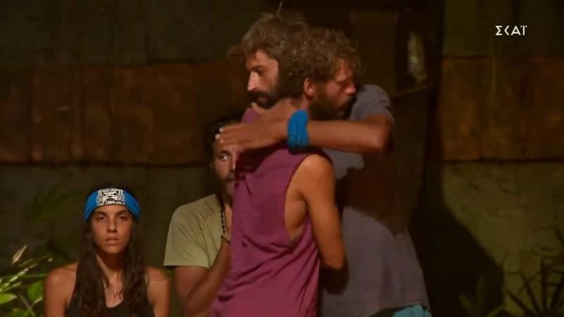 Survivor spoiler: Αποχωρούν Τζέιμς ή Νίκος - Το ηχηρό μήνυμα που πήραν και ο μεγάλος κίνδυνος