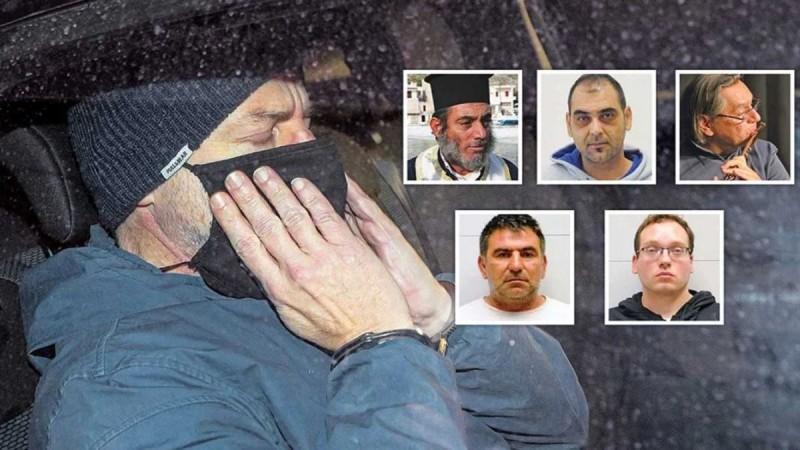 Στα κελιά των βιαστών ο Δημήτρης Λιγνάδης – Ποια «μπουμπούκια» θα βρει στις φυλακές της Τρίπολης