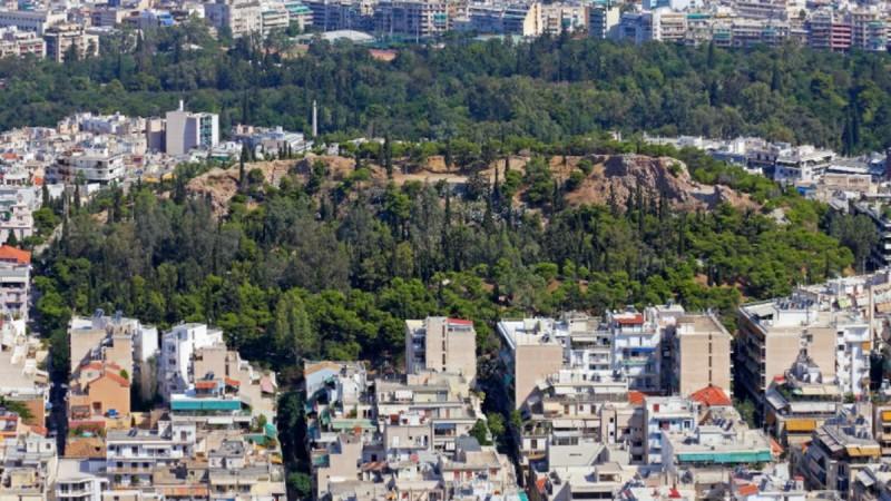 Τραγωδία στην Αθήνα: Βρέθηκε νεκρός άνδρας στον λόφο του Στρέφη