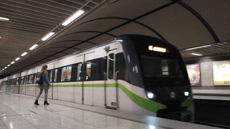 Μετρό: Έκτακτο λουκέτο στο σταθμό