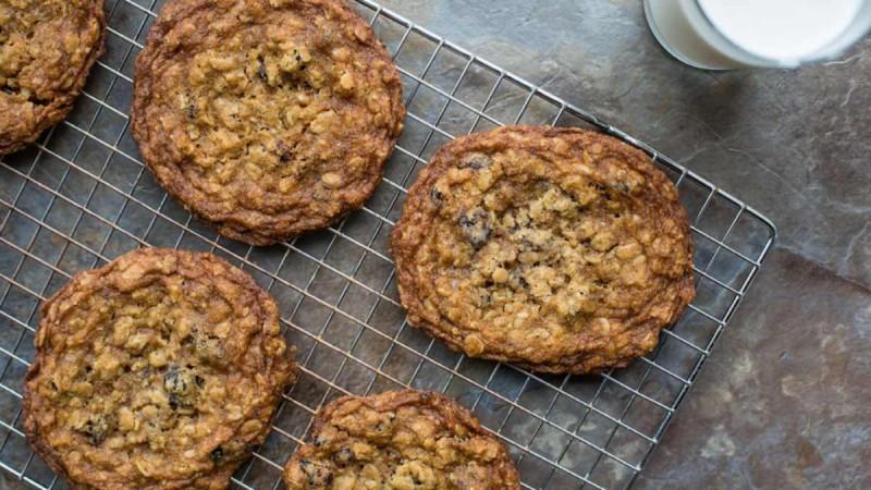 Συνταγή για μπισκότα της γιαγιάς