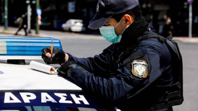 Μπλόκα στην Αττική λόγω του αυστηρότερου lockdown