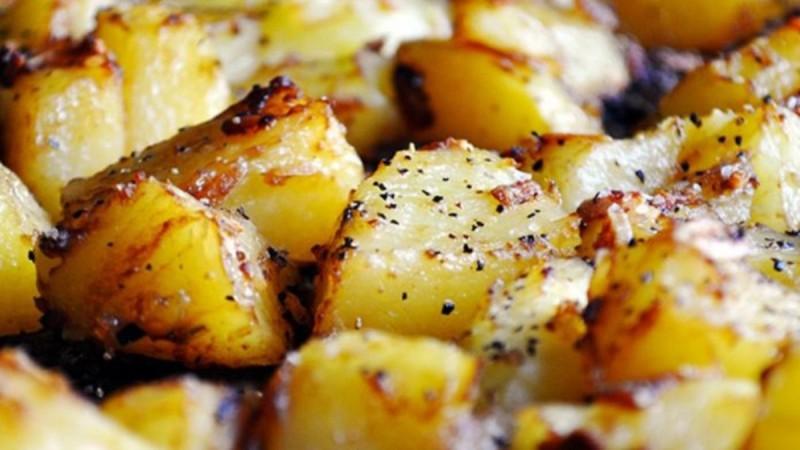 Φανταστικές πατάτες φούρνου χωρίς λάδι