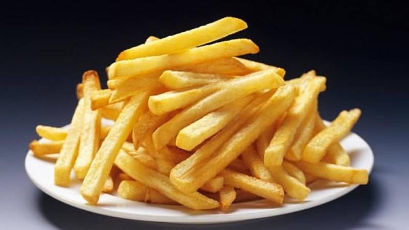Οι πατάτες τηγανιτές είναι πιο υγιεινές από την σαλάτα