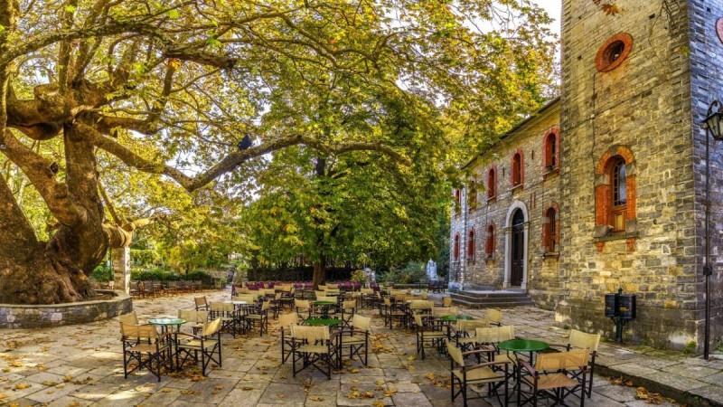 Η φωτογραφία της ημέρας: Τσαγκαράδα - Ένα ονειρικό τουριστικό θέρετρο του νομού Μαγνησίας